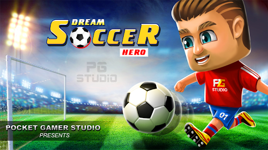 Dream League Soccer Hero 2017 - náhled