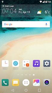 G5 UX 5.0 Theme for LGHome 2.1 APK + MOD Download 1