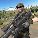 Sniper Commando Island Assault icon