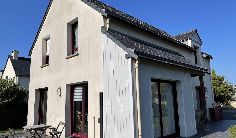 Maison avec jardin et terrasse Saint-Malo