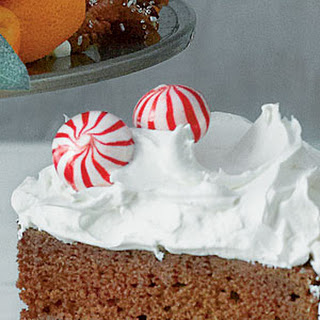 Peppermint-Cream Frosting.