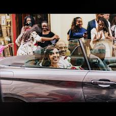Wedding photographer Elina Kabakova (artvisionlv). Photo of 07.10.2018