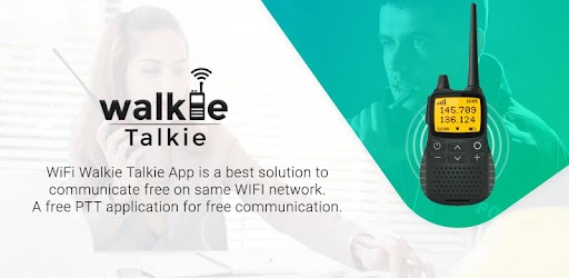 WiFi Walkie Talkie - Bluetooth Walkie Talkies Apk for