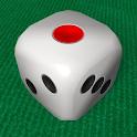 3D Dice icon