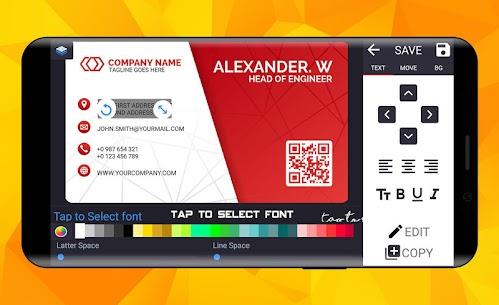 Ultimate Business Card Maker: Visiting Card Maker 3