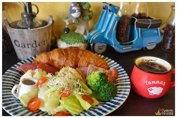焙咖啡 Back Cafe(苗栗頭份)-尚順商圈的小小咖啡廳-販售輕食早午餐,比利時鬆餅,咖啡飲品!