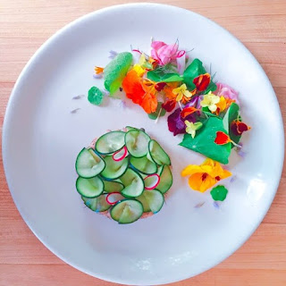Deliciously Fresh Salmon and Dill Tartare