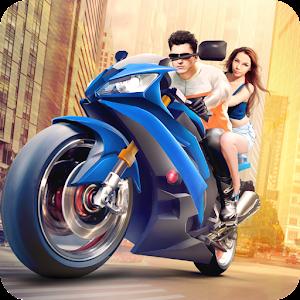 Furious City Moto Bike Racer MOD APK aka APK MOD 1.6 (Unlimited Money)