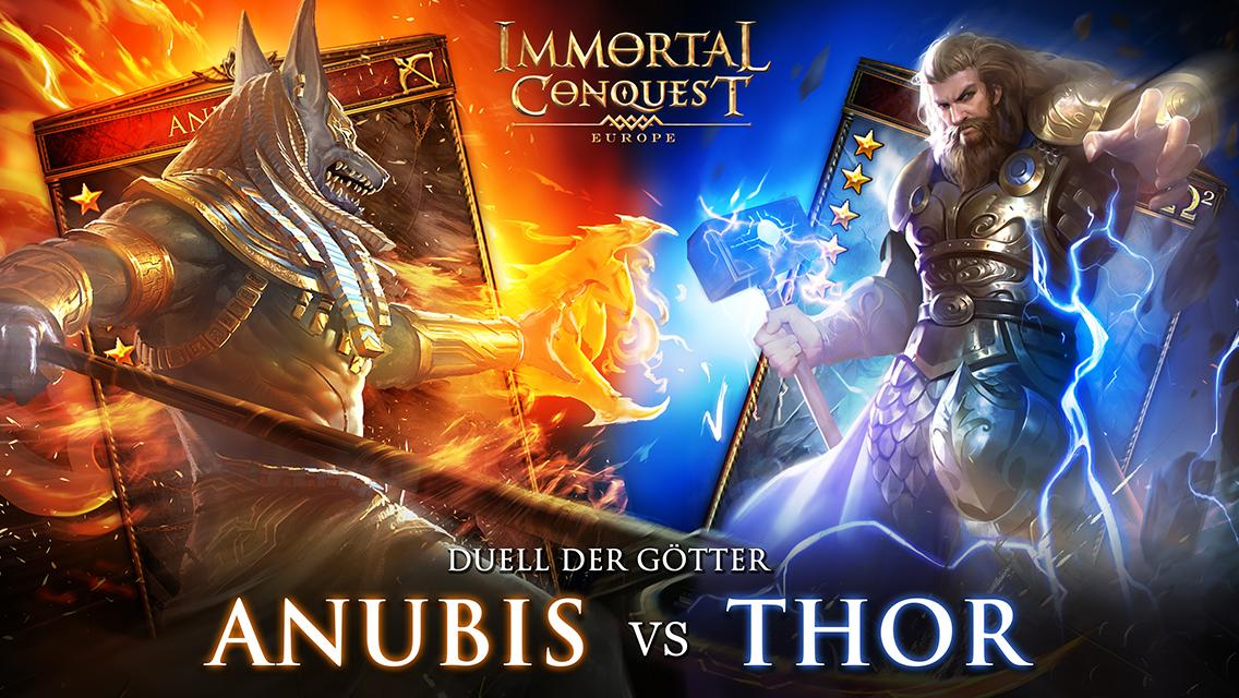 Immortal Conquest: Europe – Screenshot