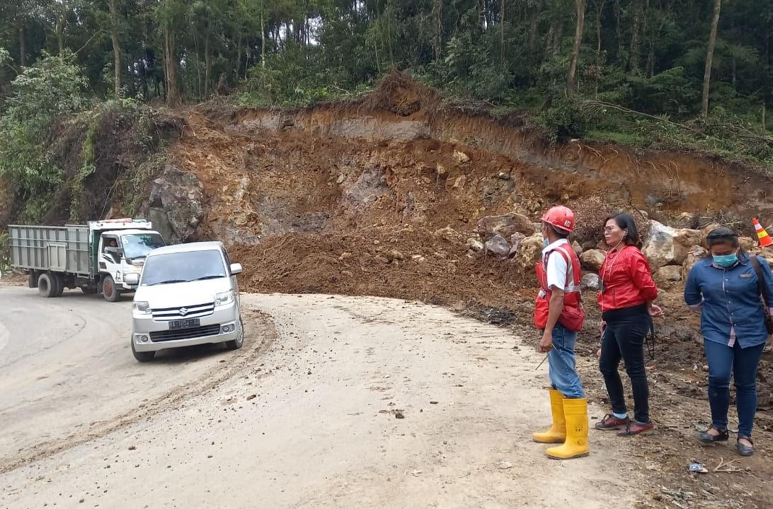 Usulan Anggota Komisi V DPR RI Bob Andika M Sitepu Ditampung, Pembangunan Kantilever Medan – Berastagi Resmi Dikerjakan