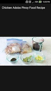 Download chicken adobo sa gata pinoy food recipe video for pc download chicken adobo sa gata pinoy food recipe video for pc windows and mac apk screenshot forumfinder Image collections