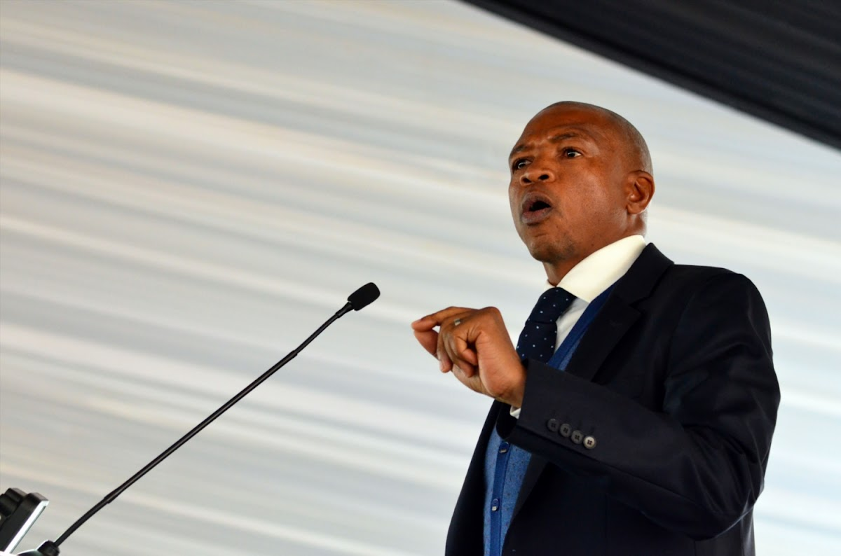 Image result for CHARGES AGAINST PREMIER SUPRA MAHUMAPELO