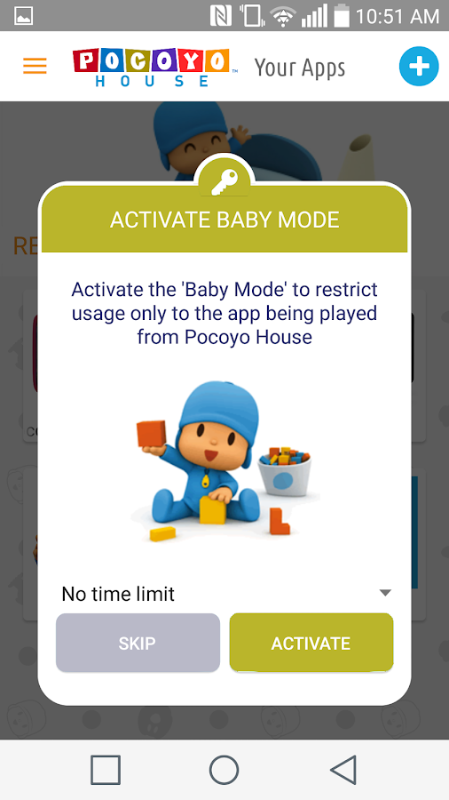 House App pocoyo house - android apps on google play