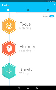 Elevate - Brain Training Screenshot