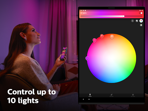 Philips Hue Bluetooth screenshot 8