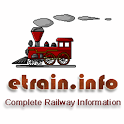 Indian Railways @etrain.info icon