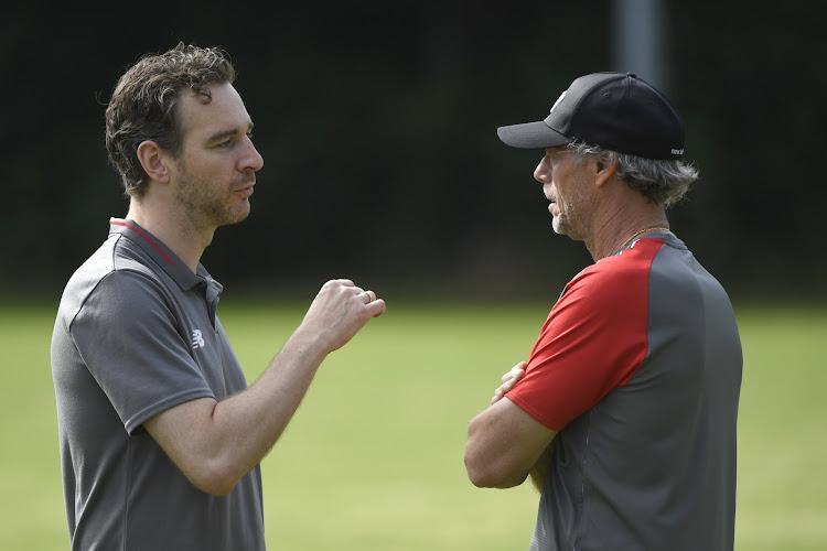 Standard bereidt vertrek Preud'homme al voor: drie stafleden verlaten de club, ééntje kan terugkeren naar oude nest