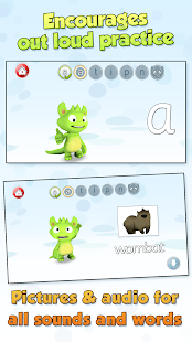 Phonics with Phonzy- screenshot thumbnail