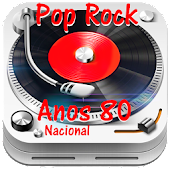 Anos 80 90 Nacional Mp3 Player Melhor do Pop Rock