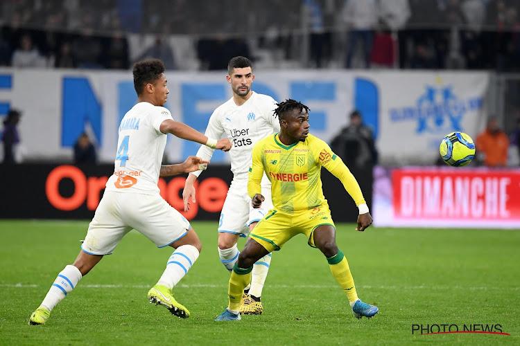 'Moses Simon tekent vierjarig contract in de Ligue 1'