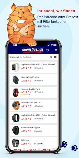 Den günstigen Preisen auf der Spur! 3.6.6 screenshots 3