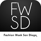 Fashion Week San Diego icon