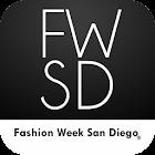 Fashion Week San Diego icon