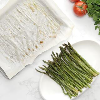 Simple Roasted Asparagus Recipe
