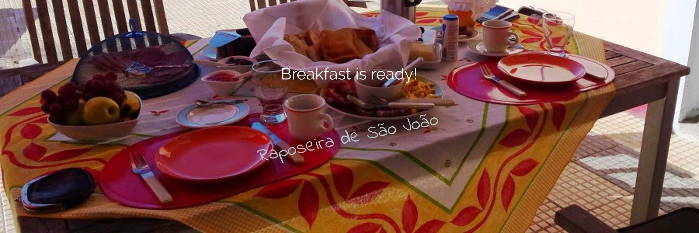 Like the prices of th Madeira Holiday home, the B&B prices will pleasantly surprise you!