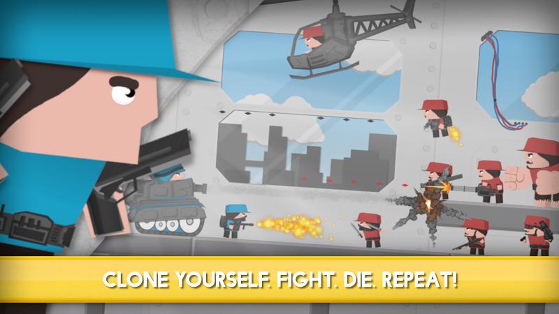 Clone Armies Screenshot 0