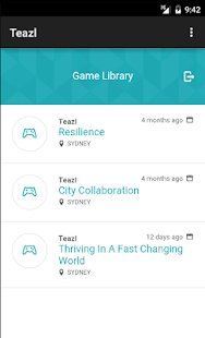 teazl learning- screenshot thumbnail