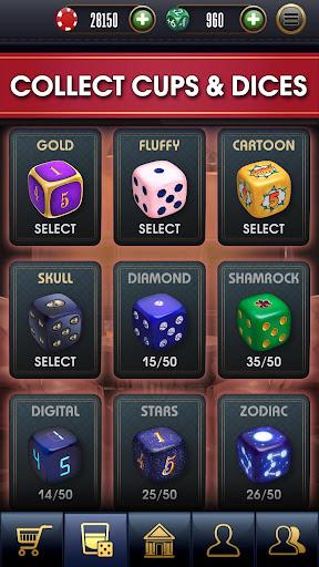 Farkle online - 10000 Dice Game  screenshots 12