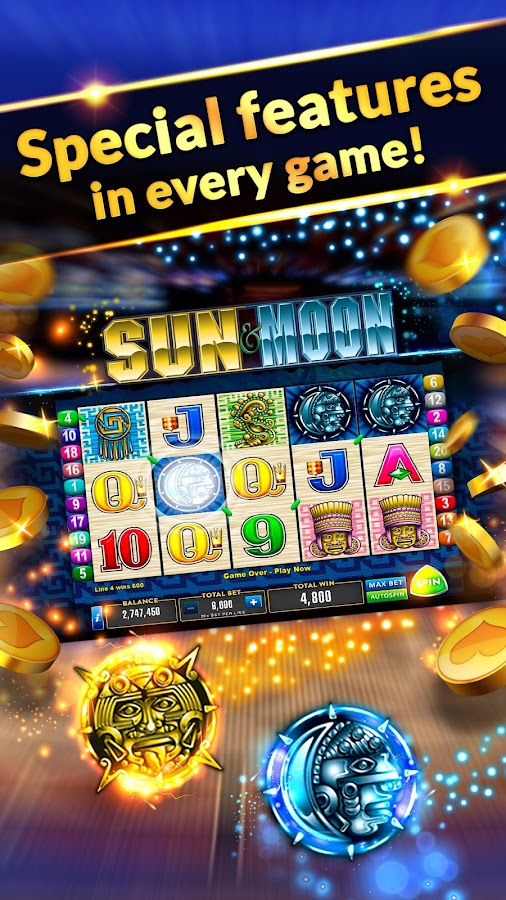 Heart of Vegas™ Slots Free – Casino 777– captură de ecran