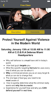 C.O.B.R.A. Defense Miami- screenshot thumbnail