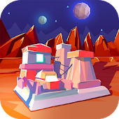 Mars Colony - Space Galaxy Tycoon