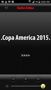 Copa América Centenario 2016 screenshot 0