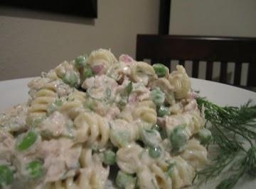 Tuna Twist Pasta Salad Recipe
