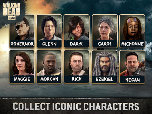 The Walking Dead No Man's Land screenshot 8