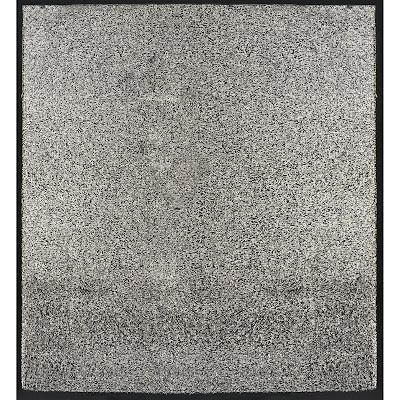 Коврик придверный HAMAT MISTRAL 594 серый, 75х85 см