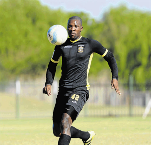 COMMITTED: Mashale Rantabane believes that Mthatha Bucks may be up against it with their poor performances, but with games to play they can still claw themselves out of trouble Picture: BACKPAGEPIX