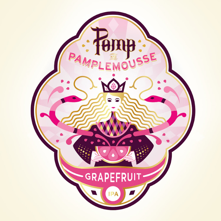 Logo of Company Brewing Pomp and Pamplemousse