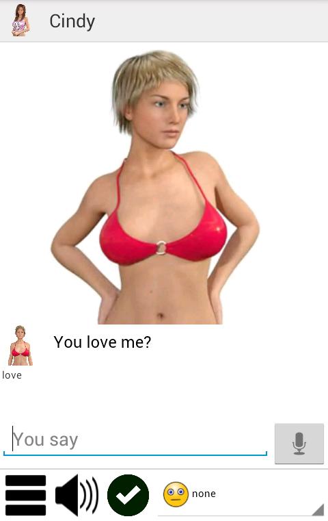 my virtual girlfriend app