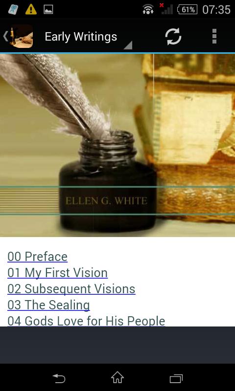 Spirit of Prophecy - Books by Ellen G. White