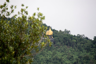 Photo: Year 2 Day 59 - Our First View of the Golden Rock
