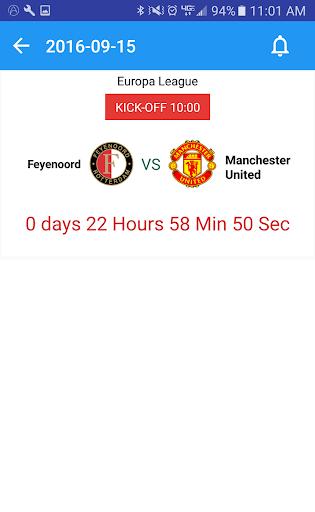 玩免費運動APP|下載Soccer Live Scores and Results app不用錢|硬是要APP