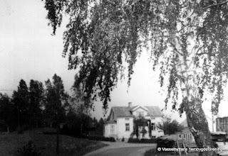 Photo: Affär. Franssons affär 1950-tal