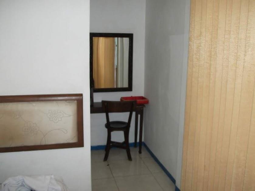 Beginilah kondisi interior kamar Hotel Kurnia