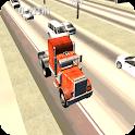 BIG Rig Driving Simulator 3D icon