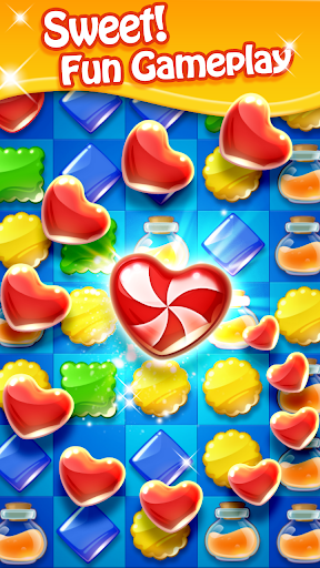 Cookie Mania - Sweet Match 3 Puzzle 7.8.3909 screenshots 2