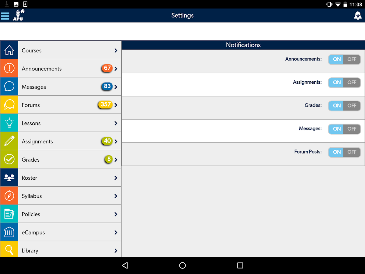 APUS Mobile- screenshot